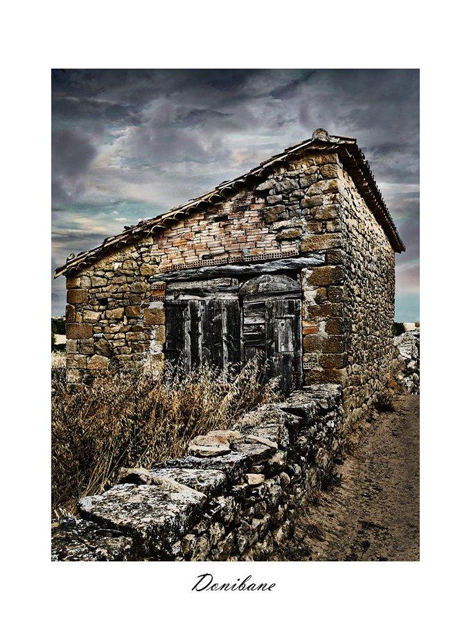 """Arquitectura Rural"" por Donibane"
