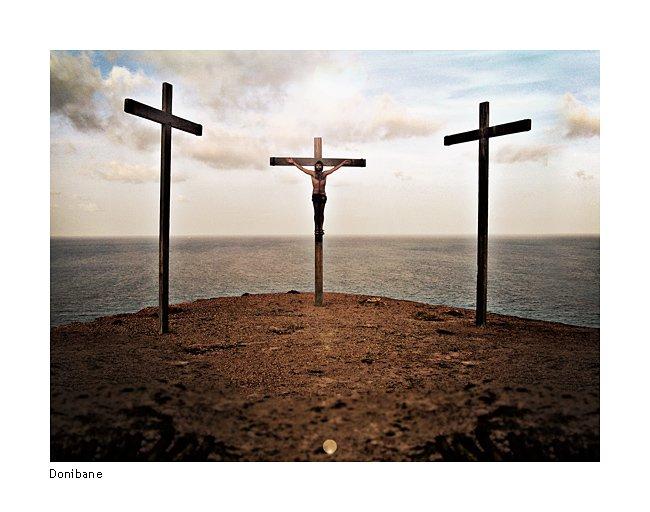 Cruz en Natal (Brasil)