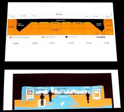 """""""Diseño y creación de Stand para Euskadi Internet"""" por Donibane"""