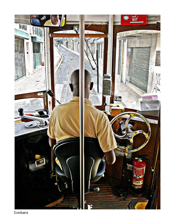 Recorriendo la historia de Lisboa en Tranvia