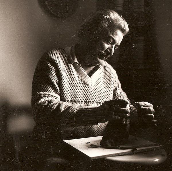 Vicente Arnoriaga, el genial artista navarro