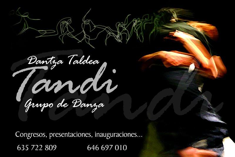 Diseño de Identidad Corporativa para Tandi, por Donibane
