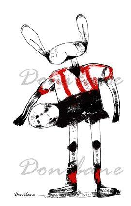 Detalle iconografía Athletic Rabbit