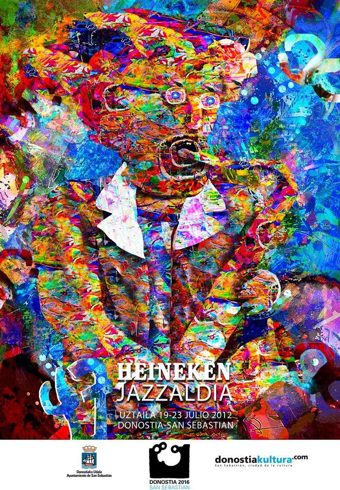 concurso de carteles del Jazzaldia 1