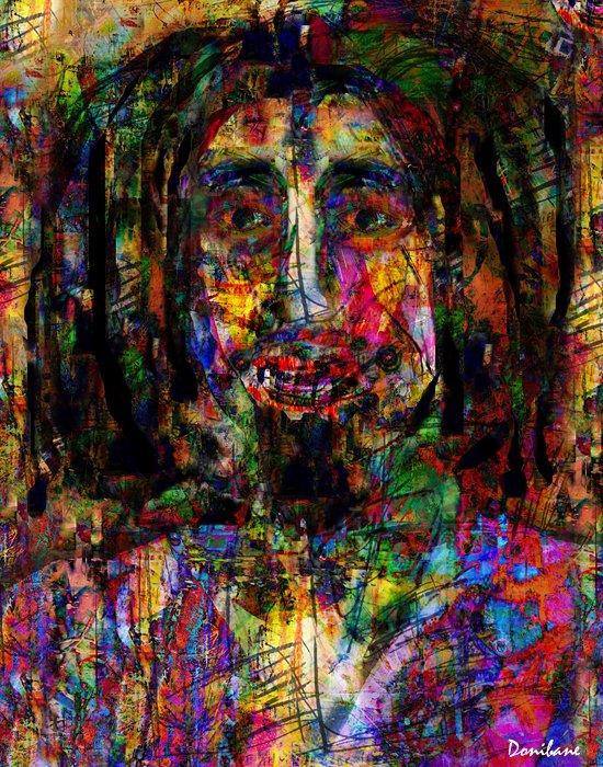 Bob Marley by Donibane
