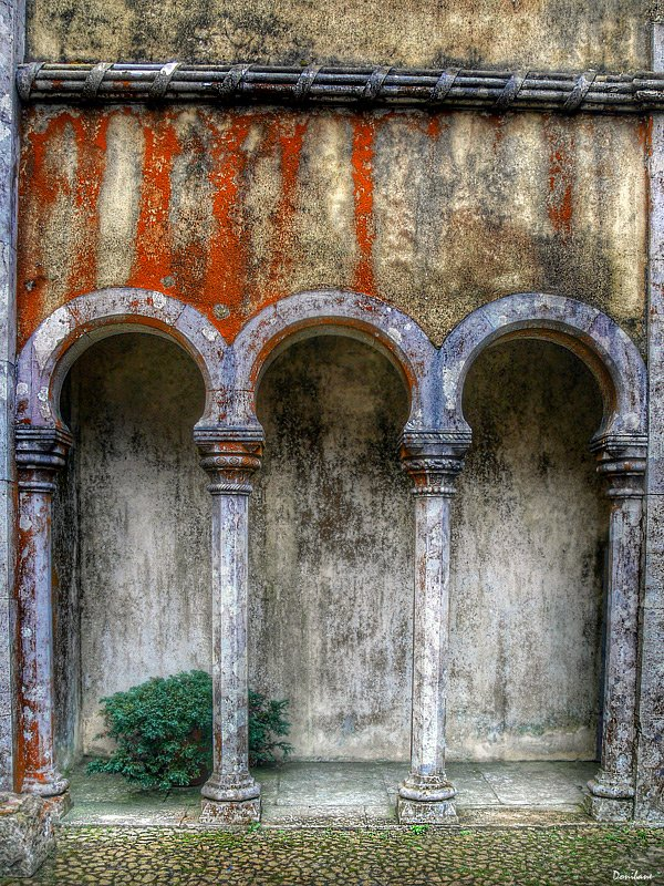Mega super textures in Sintra, Portugal, by Donibane