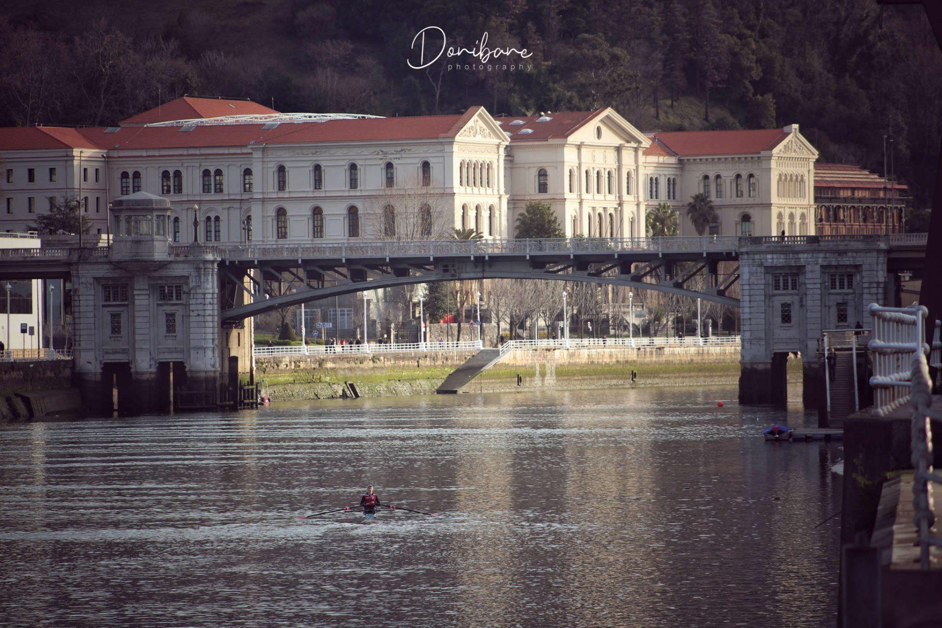 Puente de Deusto by Donibane