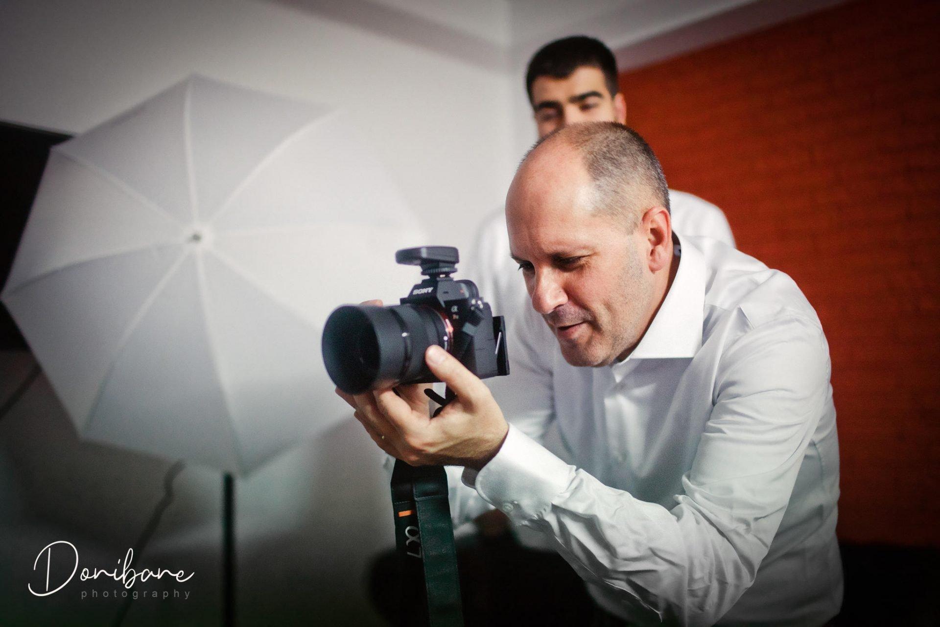 Donibane fotografía corporativa en Bilbao