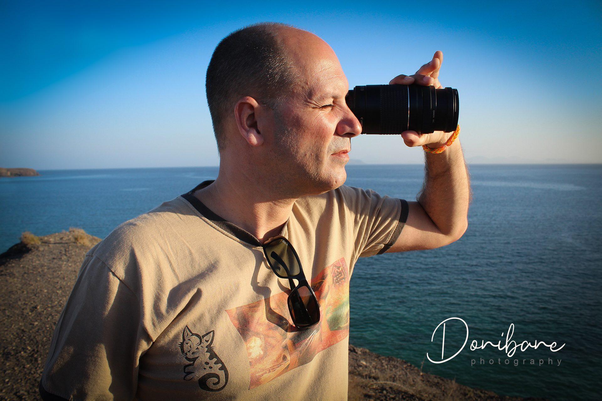 Donibane fotografo para turismo