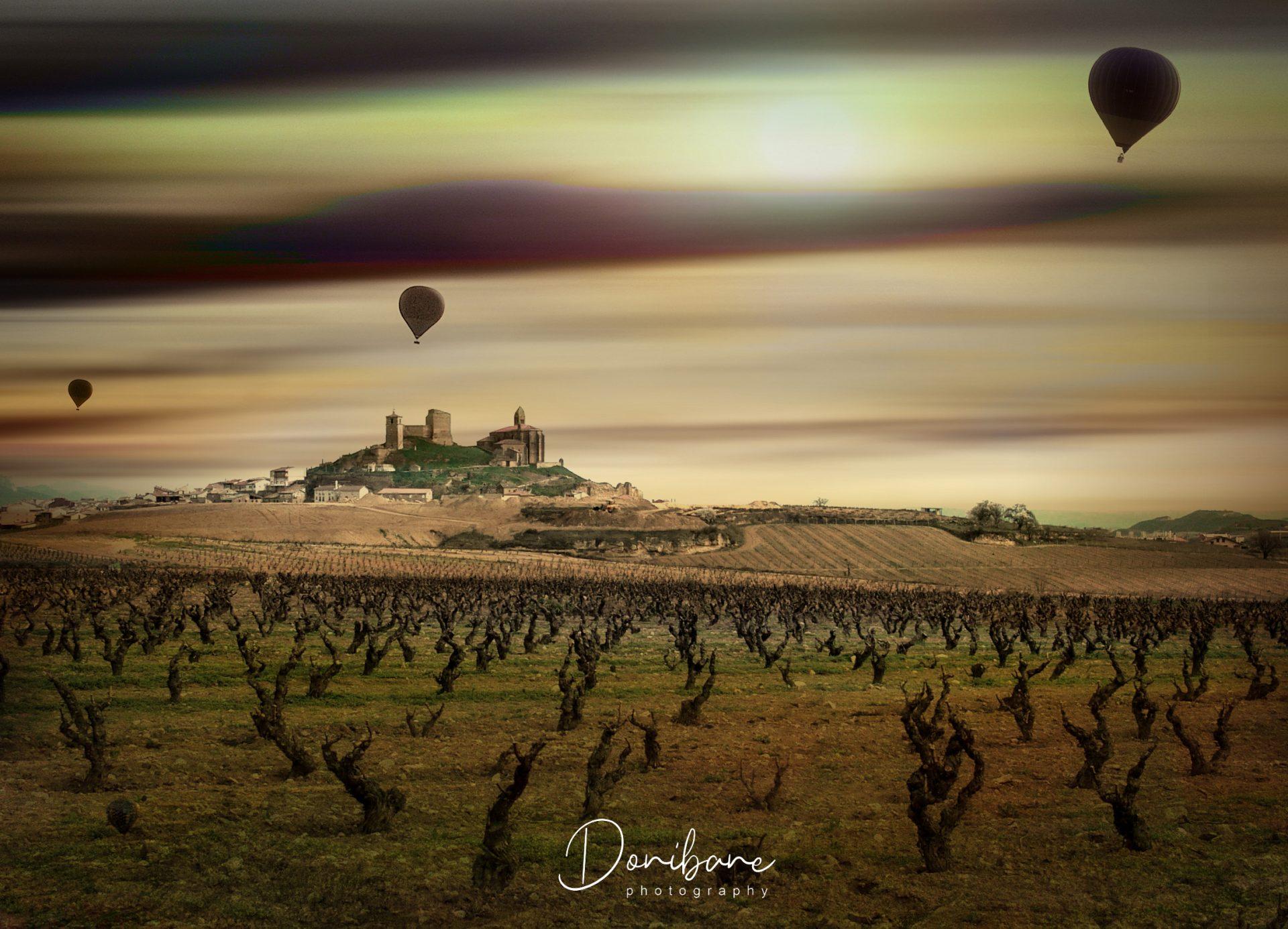 San Vicente de la Sonsierra, La Rioja, por Donibane