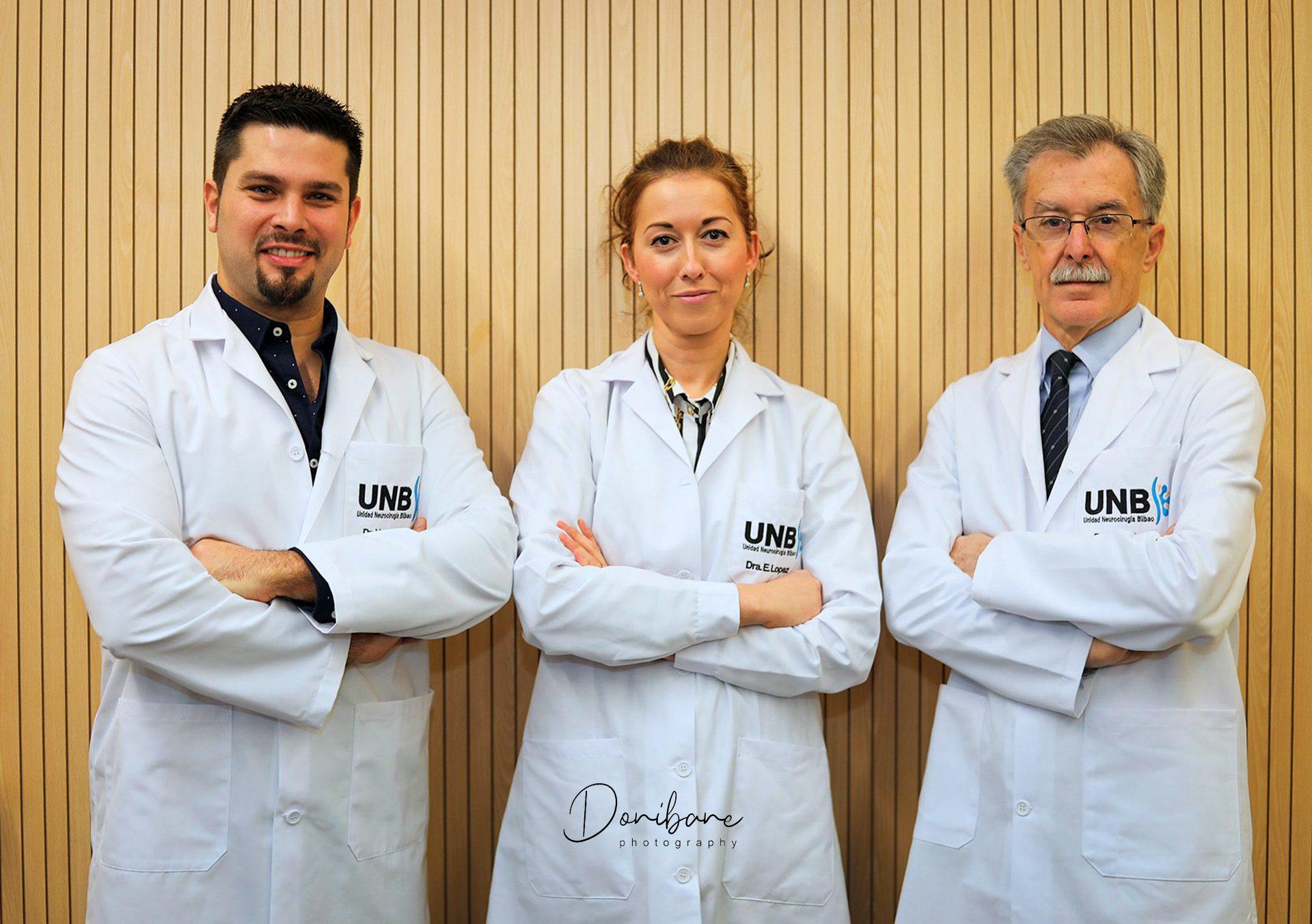 UNB neurocirujanos Bilbao por Donibane